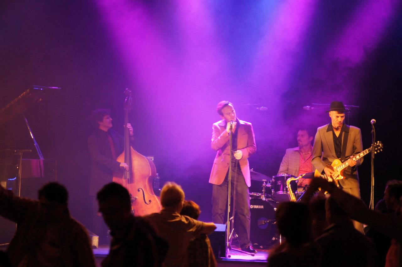 JAZZ ENTRE LES DEUX TOURS 2012