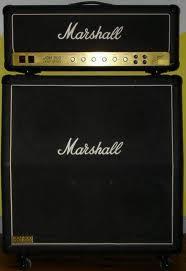 Ampli MARSHALL double corps JCM800