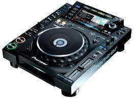 Platines DJ CDJ2000