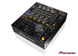 Console PIONEER DJM850