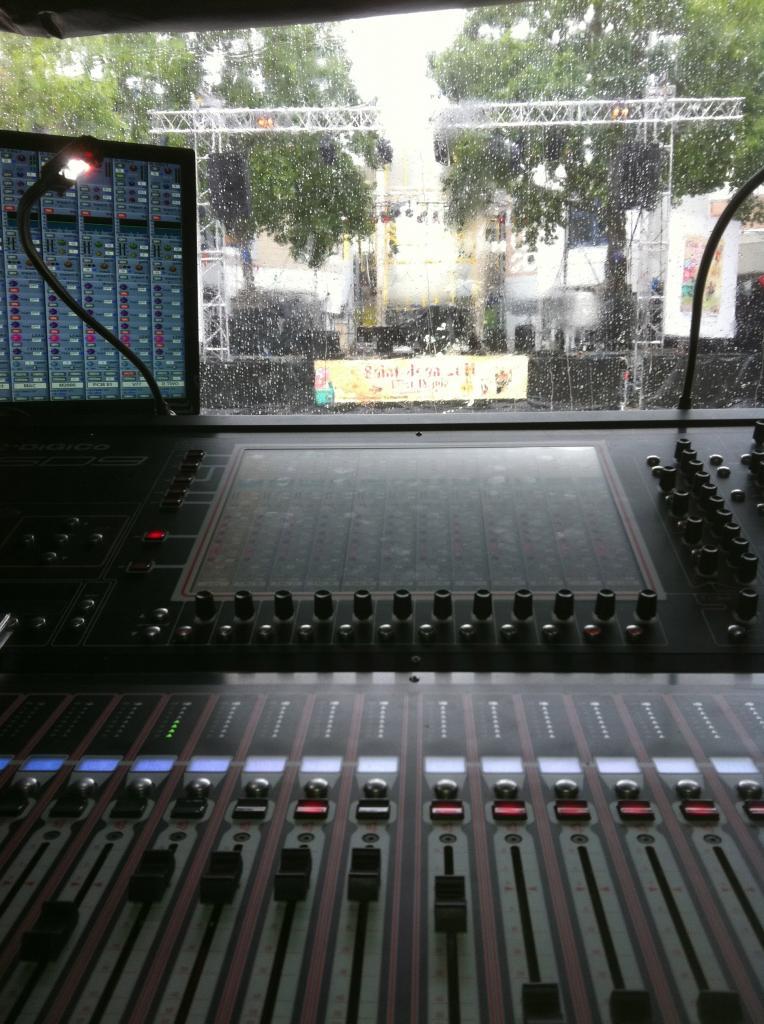 Fête de la St Jean VILLENEUVE-LES-SALINES 2012