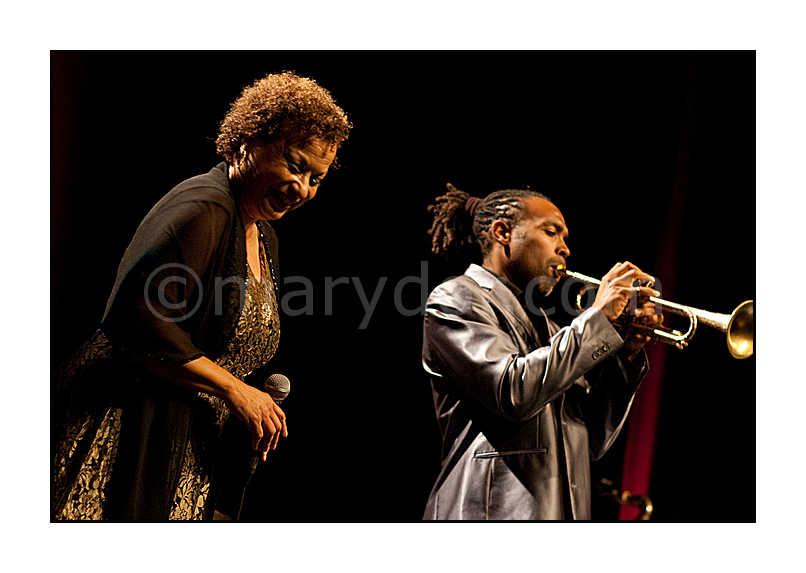 Michèle HENDRICKS & Ronald BAKER Quintet