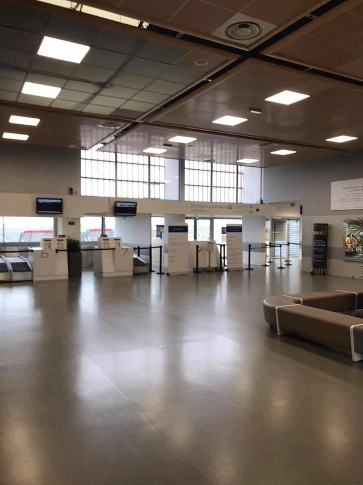 Aeroport LA ROCHELLE-LALEU