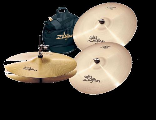 Kit cymbales zildjian