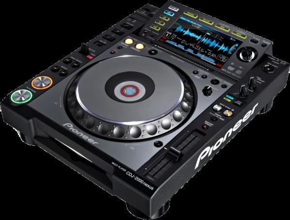 Platine DJ CDJ2000