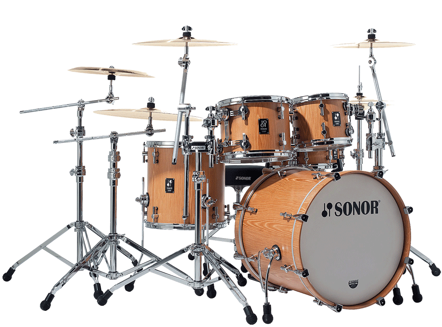 Sonor prolite pl 12 stage 3 natural