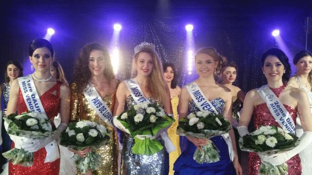 Miss Vendée avec ALPHA-AUDIO